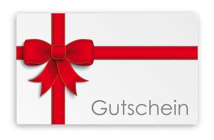 Gutscheine für SchubladenBox ab 25,- Euro
