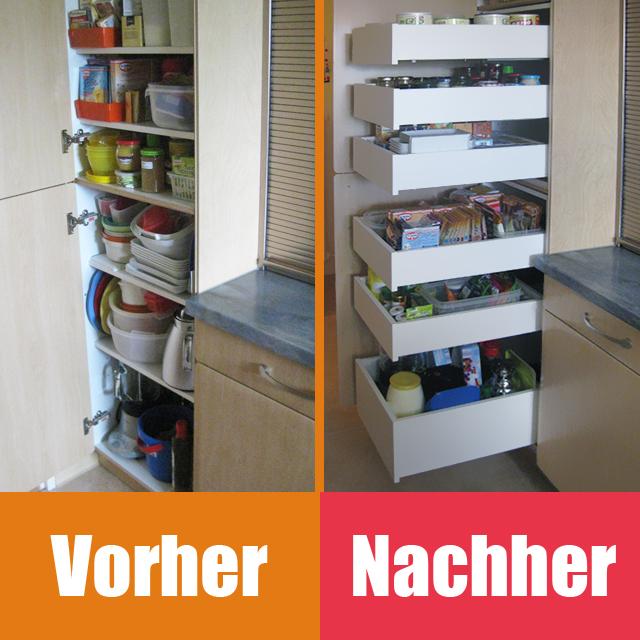 RAPIDO Schubladen Shop - das innovative Schubladensystem